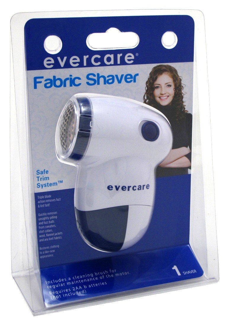Evercare Super sale period limited Fabric Shaver Special price for a limited time Small 3 Pack