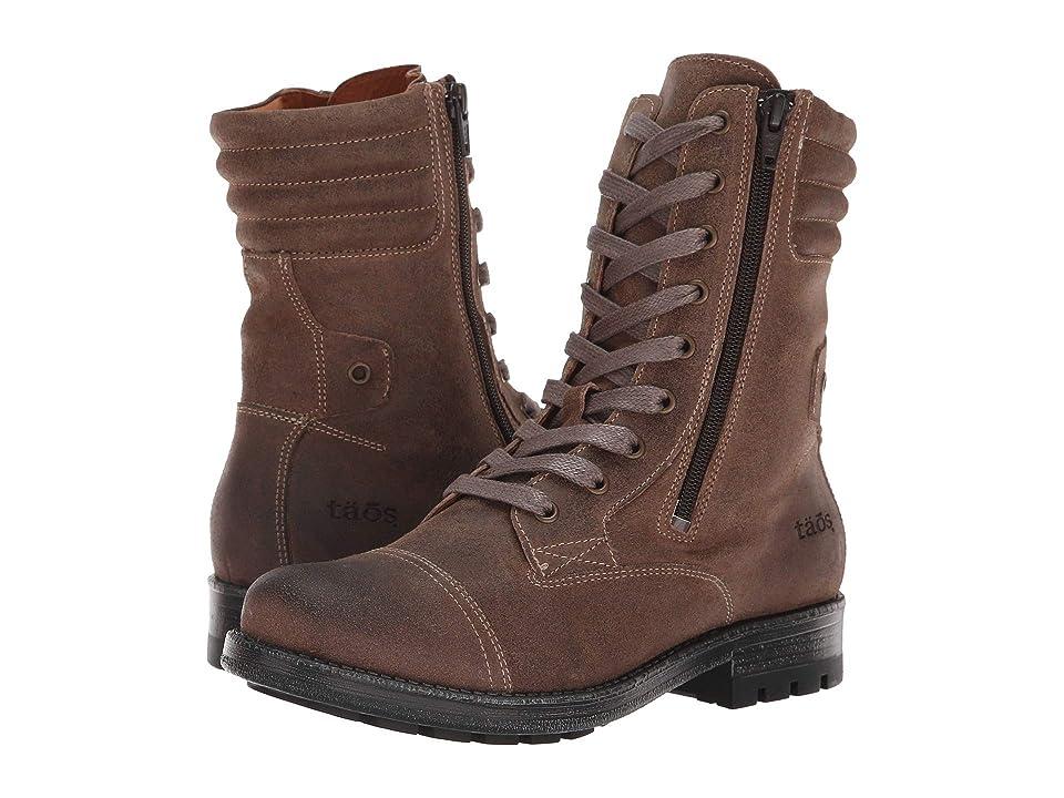 Taos Footwear Renegade (Taupe Rugged) Women