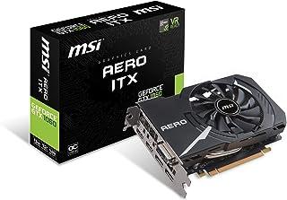 MSI GeForce GTX 1060 AERO ITX 6G OC グラフィックスボード VD6307