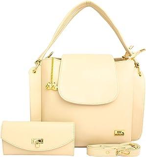 ANGLOPANGLO Angel Handbag and Wallet Combo for Girls and Women