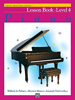 Alfred'S Basic Piano Library Lesson 4
