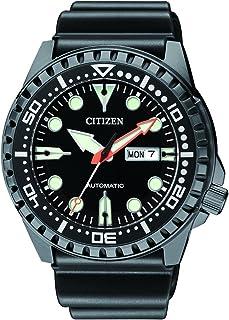 Reloj Analógico para Hombre de Automático con Correa en Sintetico NH8385-11EE