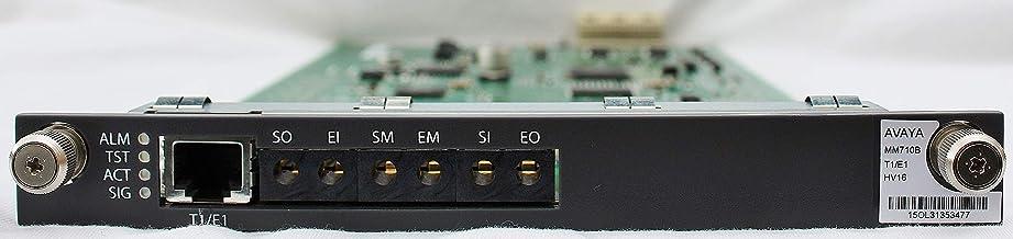 Avaya (700466634) MM710B T1/E1 HV16 Media Module