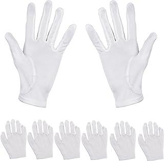 Pack de 6pares de guantes hidratantes Aboat, de algod