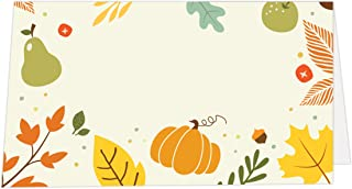 Best thanksgiving table place cards Reviews