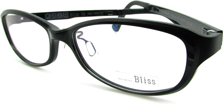 Bliss Prescription Eye Glasses Frame Ultem Super Light, Flexible Bl 3016 C1