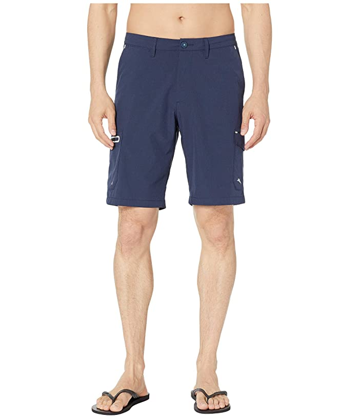 Tommy Bahama Cayman Isles Cargo Swim Trunk (Ocean Deep) Men