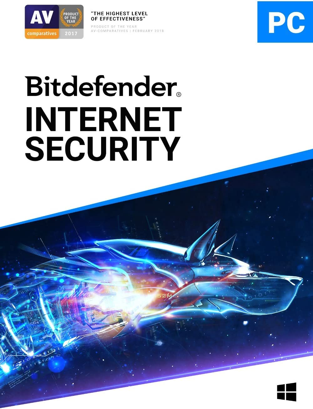Internet Security - All items free shipping SALENEW very popular 1 Device PC year subscription Activati