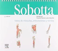 Sobotta. Tablas De Músculos, Articulaciones Y Nervios - 3ª Edición