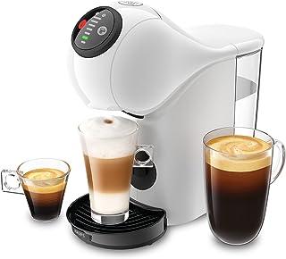 Krups KP2401 Genio S Basic White - Automatische koffiemachine voor capsules - Aanpasbare drankformaten zowel kleine hoevee...