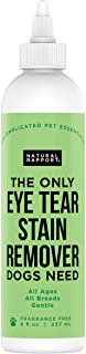 Natural Rapport Dog & Pet Tear Stain Remover - The Only Eye Tear Stain Remover Dogs Need, Natural Rapport - Dog and Cat Te...