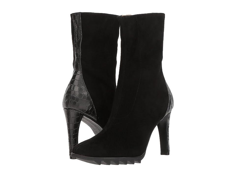 Right Bank Shoe Cotm Xara Boot (Black) Women