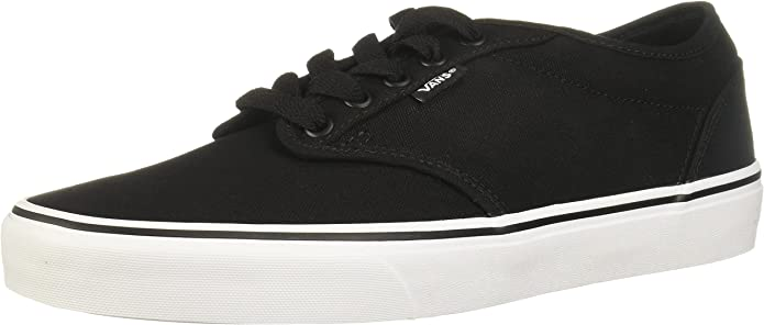 Vans' Men's Atwood Lace Up Sneaker Black