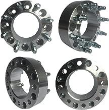 8-Lug Wheel Spacers 2