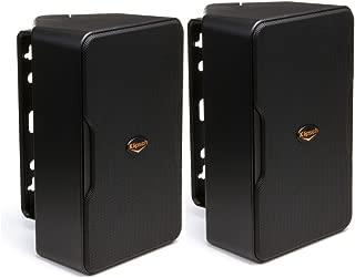 Klipsch CP-6  Indoor/Outdoor Speaker - Black (Pair)