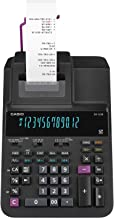 $51 » Casio Office Products DR-120R Full-Sized Printing Calculator, Black,Desktop