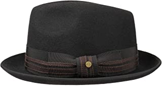 4e0b2153d72 Amazon.com  Stetson - Fedoras   Hats   Caps  Clothing