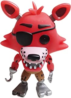 Funko Pop! Five Nights At Freddys Glows In The Dark Foxy The Pirate Toys R Us Exclusive