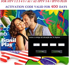 100% Authentic Yearly 400 Days Renew Code for A1 A2 HTV 3 5 IPTV 5 6 Plus