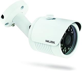 Nilox 31NXIPBU1M001 - Camara de vigilancia IP exterior 1Mpx Outdoor Poe