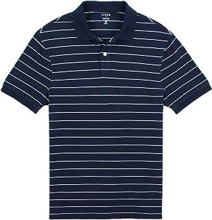 J. Crew - Men's - Slim Fit Striped Pique Polo (Multiple Color/Size Options)