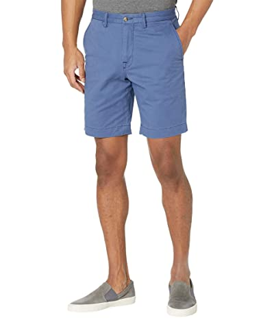 Polo Ralph Lauren Classic Fit Stretch Chino Short (Federal Blue) Men