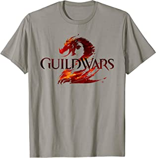 Official Guild Wars 2 Logo T-shirt