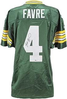 Brett Favre Signed Jersey - Starter Proline BAS #H92246 - Beckett Authentication - Autographed NFL Jerseys