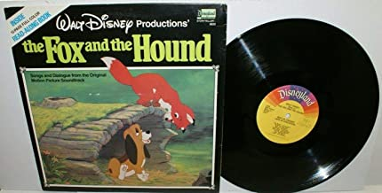 The Fox & The Hound: Songs and Dialogue from the Original Motion Picture Soundtrack [LP Record]