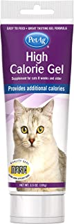 PetAg High Calorie Gel for Cats 100g, Brown