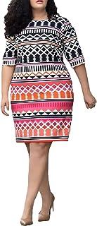 7f3c1eb7ee4a Amazon.es: tallas grandes mujer vestidos fiesta - Battercake ...