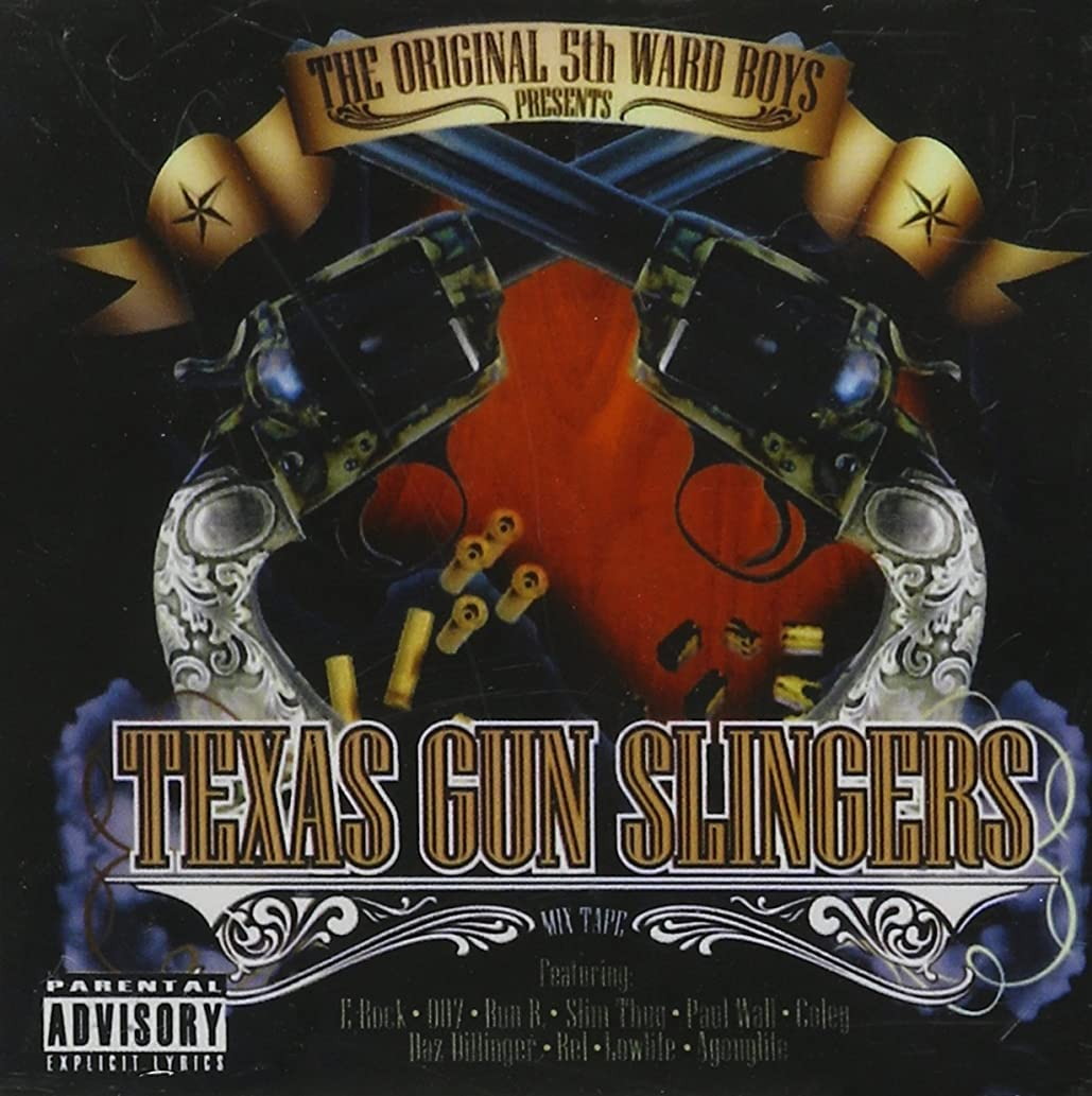 Texas Gun Slingers