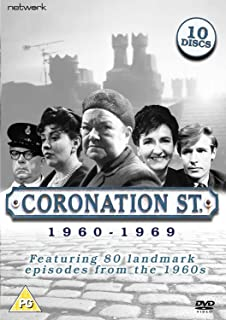 Coronation Street - Best of 1960 - 1969 - [ITV] - [Network] - [DVD] [Reino Unido]