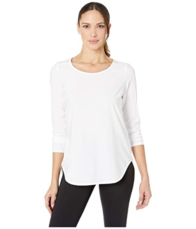 Columbia Place To Placetm Sun Shirt (White) Women