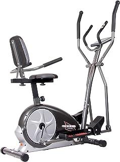 Body Champ 3-in-1 Trio-Trainer Workout Machine, BRT3858