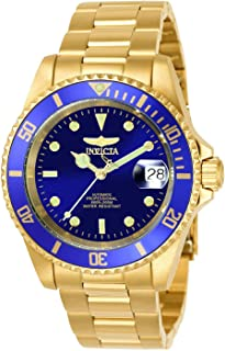 Invicta Pro Diver Men's Blue Dial Stainless Steel Automatic Watch - INVICTA-8930OB