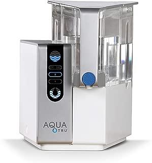 Sistema de purificación de filtro de agua para encimera