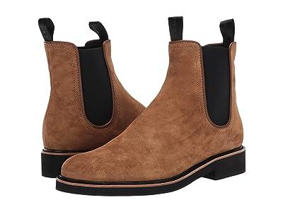 rag & bone Spencer Chelsea Boot (Golden Brown) Men