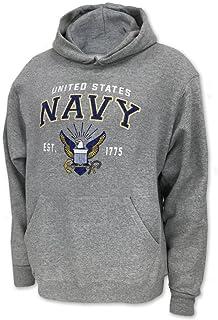 Navy Eagle Est. 1775 Hood