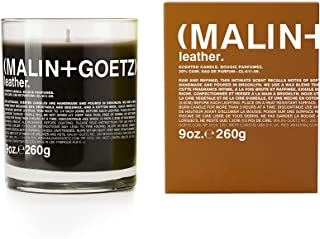 Malin+Goetz Highly Scented, Long Lasting, Slow Burn, All Natural, Hand Poured, Luxury Wax Blend, Aromatic Candles, 60 Hour...