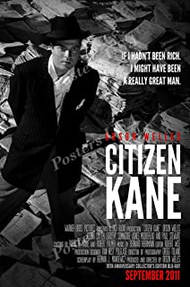 Posters USA - Citizen Kane Movie Poster GLOSSY FINISH - MOV875 (24