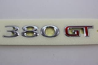KDM Hyundai Genesis Coupe 380GT Emblem GENUINE OEM PART by Mobis