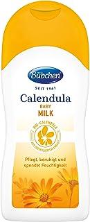 Bübchen Calendula Milk, mit BIO-Calendula zum Schutz empfindlicher Babyhaut, 200 ml