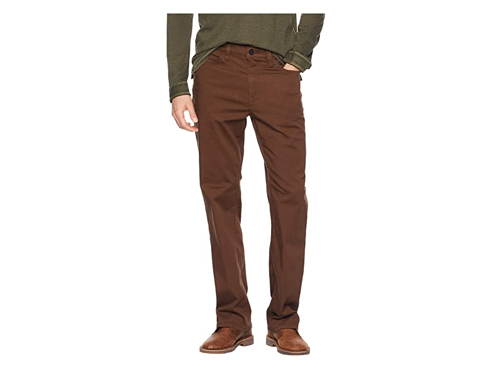 Image of 34 Heritage Charisma Relaxed Fit in Cafe Twill (Cafe Twill) Men's Jeans