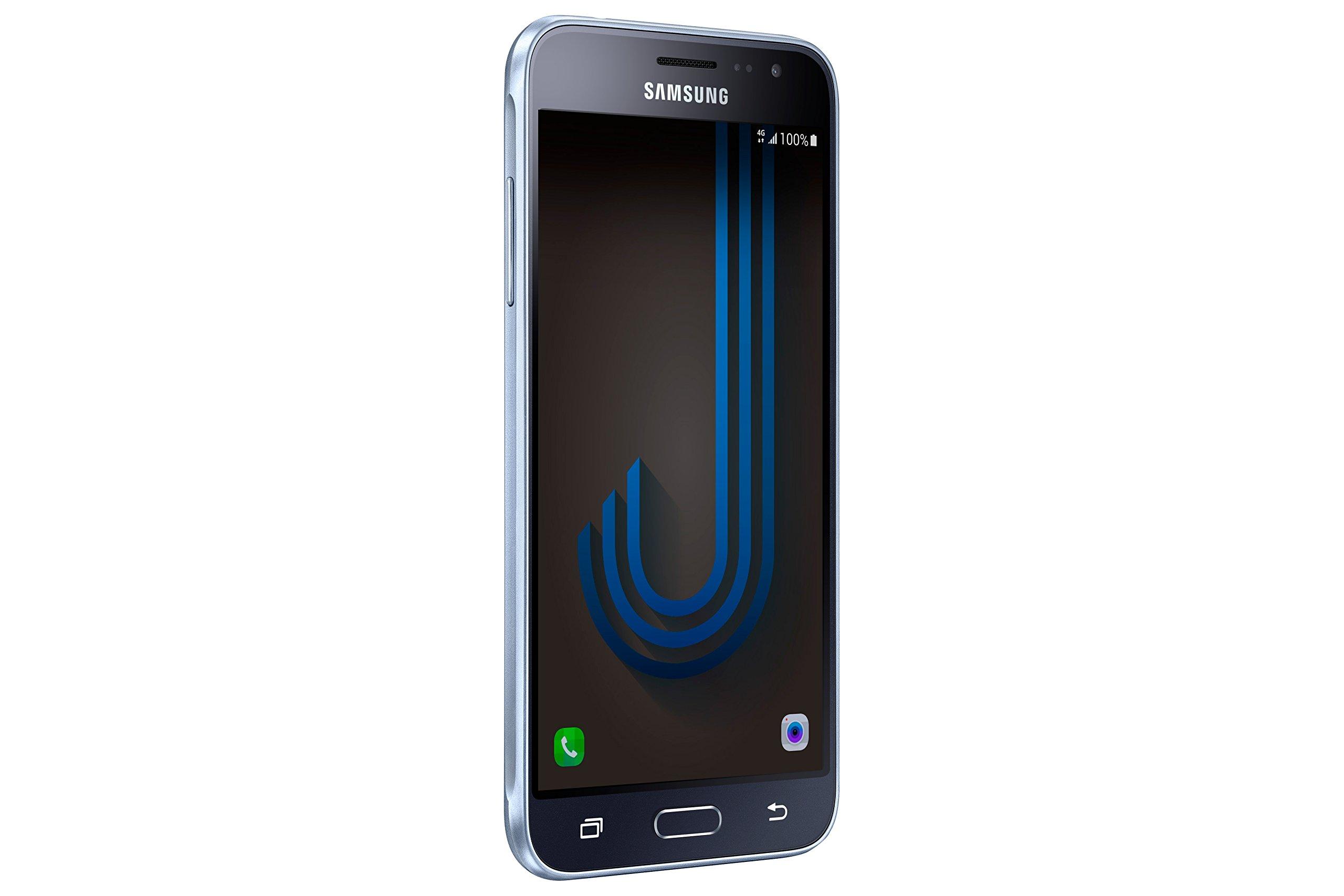 Tim Samsung Galaxy J3 SIM única 4G 8GB Negro: Amazon.es: Electrónica