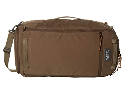 Mystery Ranch Mission Duffel 40 (Wood Waxed) Bags