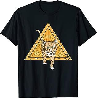 Illuminati Eye of Cheeto The Cat - Shane Dawson T-Shirt