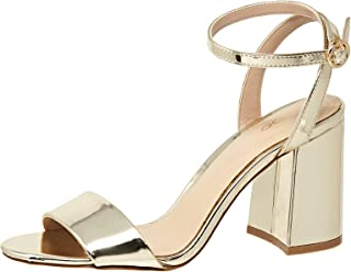 Aldo Sandals For Women, 6.5 US, Gold