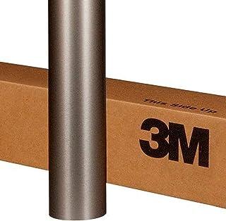 """3M 1080 BR230 Brushed Titanium 60""""x12"""" Vinyl Wrap"""