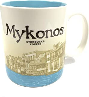 Starbucks Coffee Global Series City Mug MYKONOS (Greece)